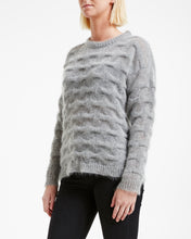 Holebrook Sweden Jessica Crew Neck Mohair Jumper