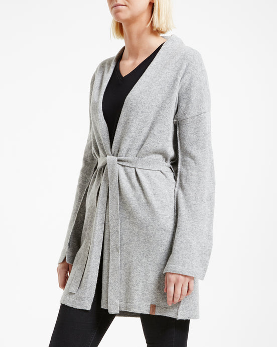 Holebrook Sweden Kattis Long Cardigan