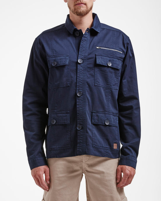 Holebrook Sweden Wilmer Jacket