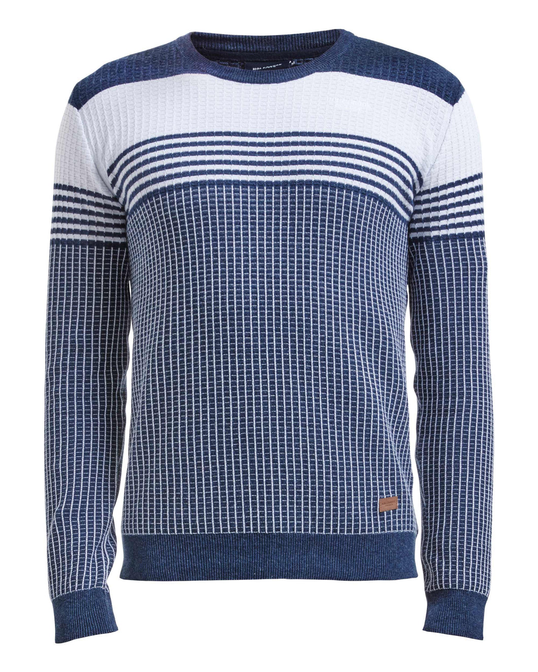Holebrook Sweden Elias Crew Neck Jumper