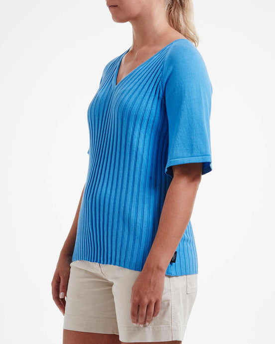 Holebrook Sweden Belinda V-Neck Top