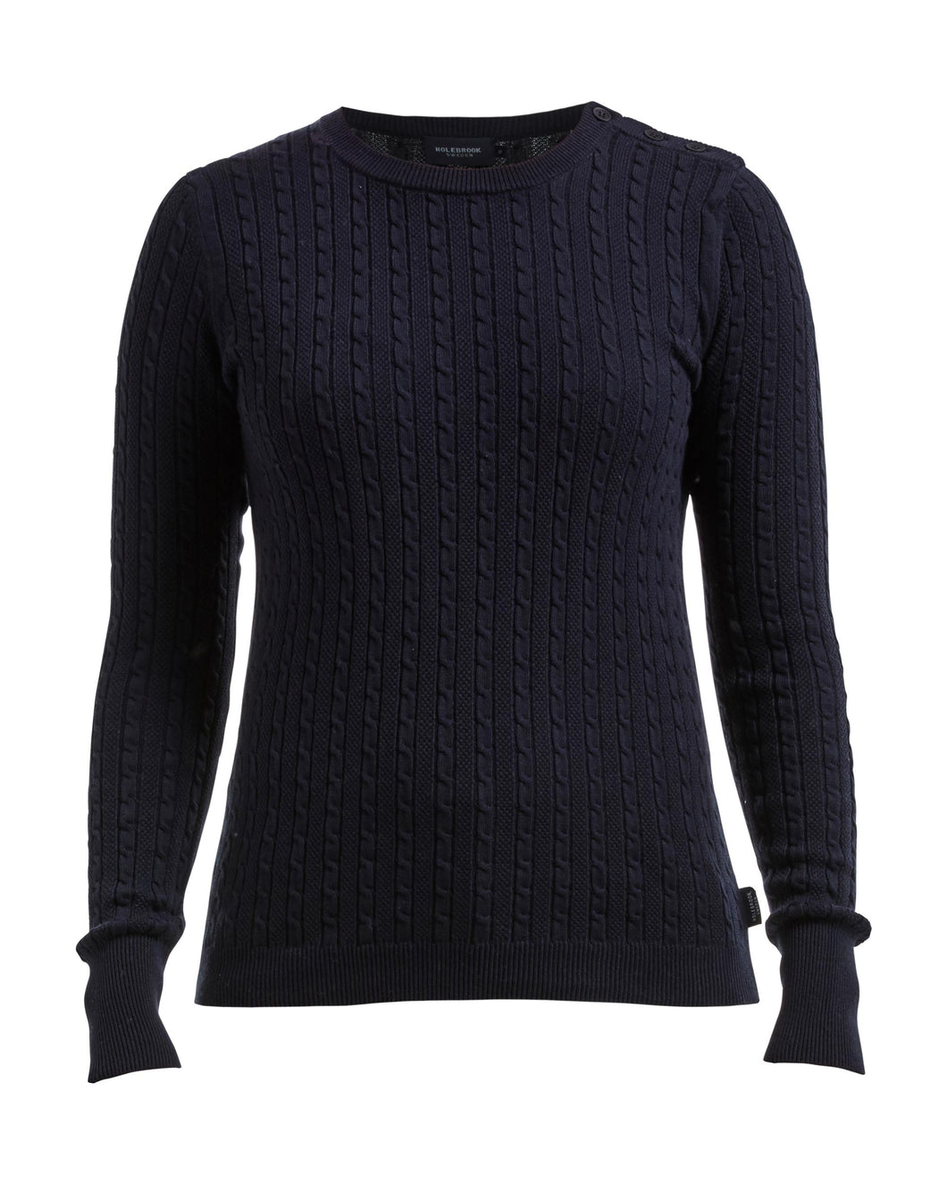 Holebrook Sweden Siri Crew Neck Jumper
