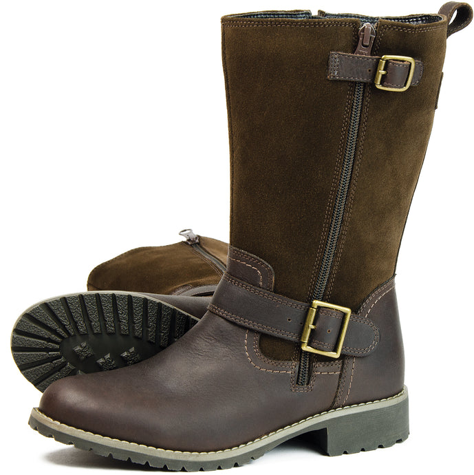 Orca Bay Crickhowell Suede Boots