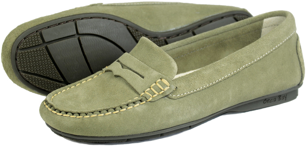 Orca Bay Florence Suede Loafers