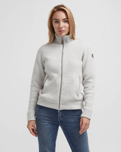 Holebrook Sweden Claire Ladies Windproof Jacket Grey