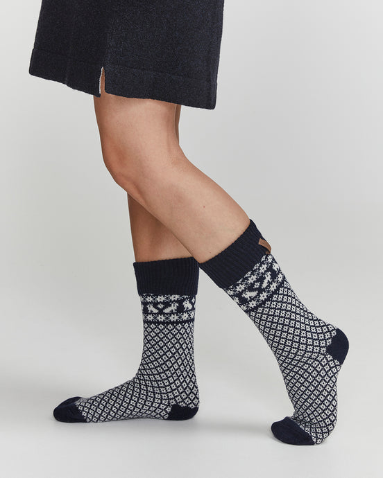 Holebrook Sweden Beatrix Winter Socks (NEW)