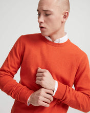 Holebrook Sweden Einar Crew Neck Jumper (NEW)