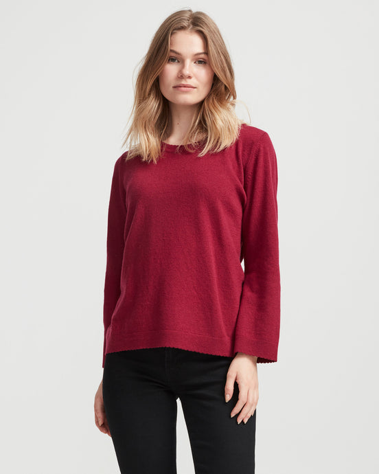 Holebrook Sweden Lilian Crew Neck Jumper