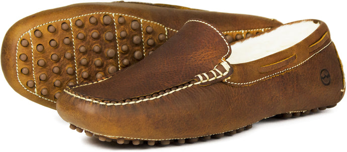 Orca Bay Mohawk Moccasin Slippers