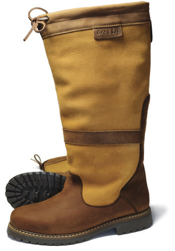 Orca Bay Mull Country Boots - Light Brown