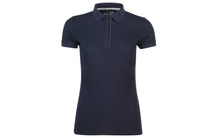 Pelle P Ladies Team Polo Shirt Dark Navy front