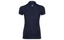 Pelle P Ladies Team Polo Shirt Dark Navy back