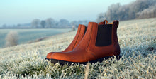 Orca Bay Brecon Mens Leather Chelsea Boots Havana