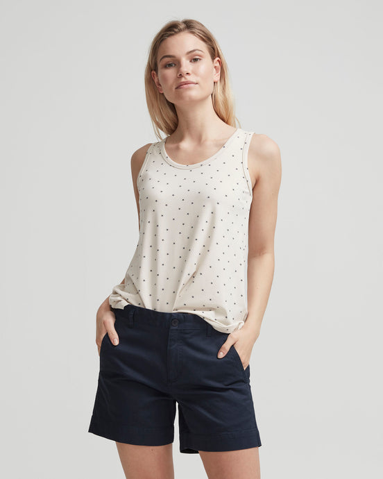 Holebrook Sweden Bianca Sleeveless Top