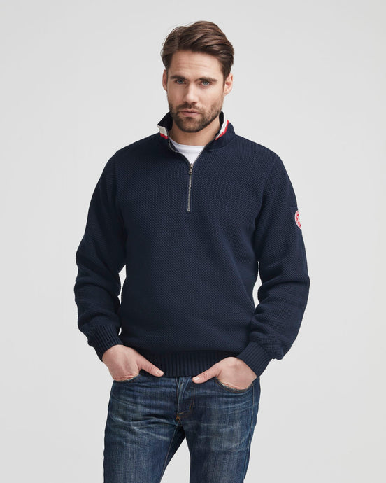 Holebrook Sweden Classic Windproof Jumper