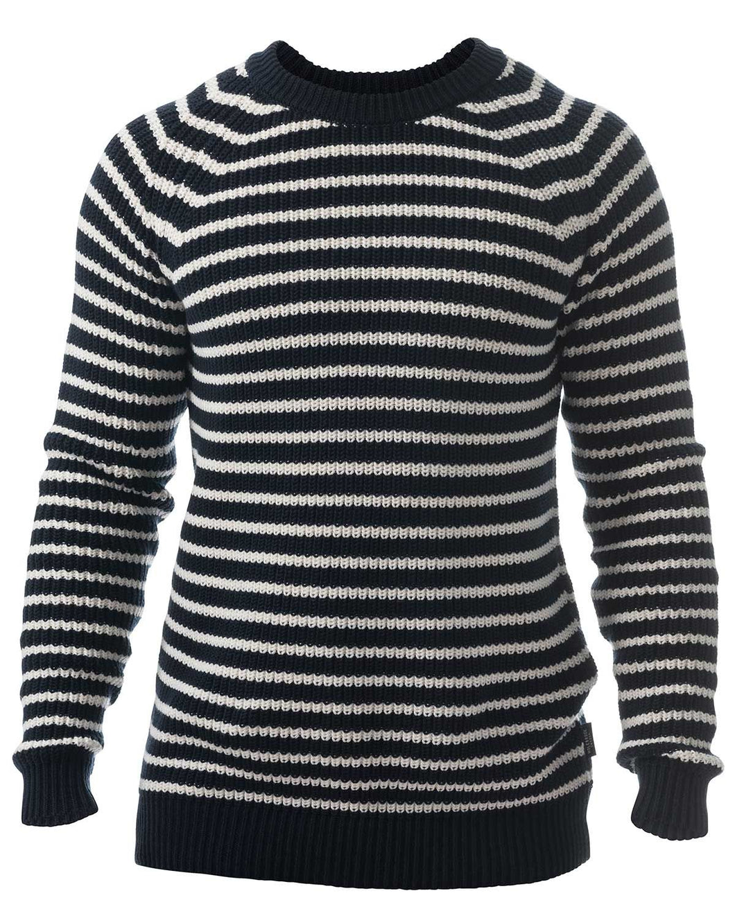 Holebrook Sweden Petrus Raglan Crew Neck Jumper
