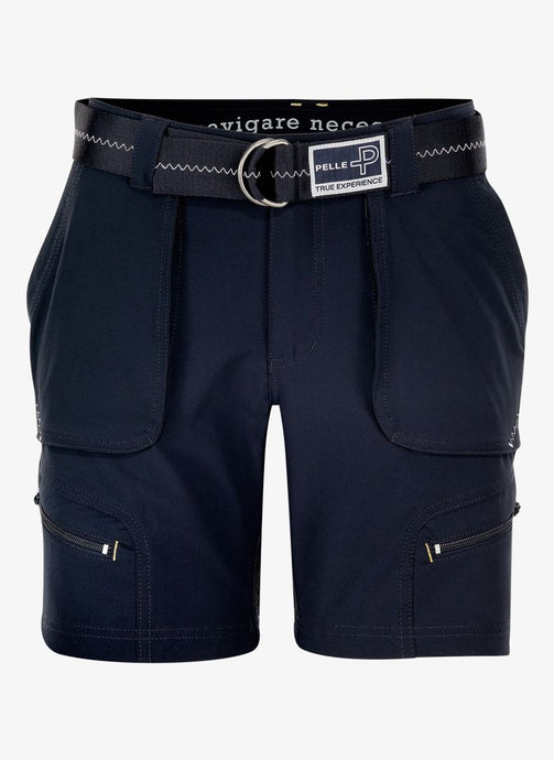 Pelle P 1200 ladies Sailing Bermuda Shorts Dark Navy