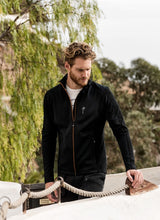 Pelle P Mens Plannard Zip Jacket