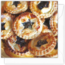 Mince Pie Christmas Card