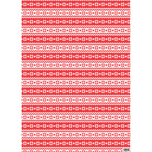 Fair Isle Wrapping Paper