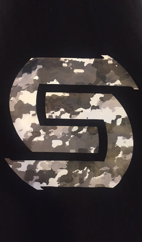 Ellipsis - Switch Black & White Camo Logo