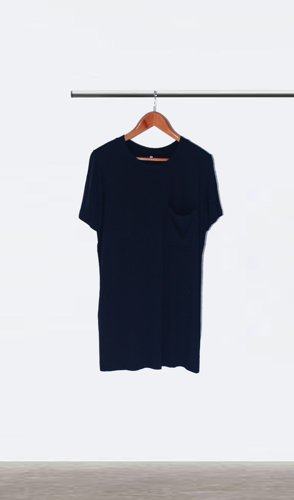 Ellipsis - The Navy Tee Dress
