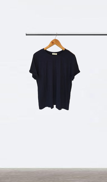Ellipsis - The Navy Basic Tee