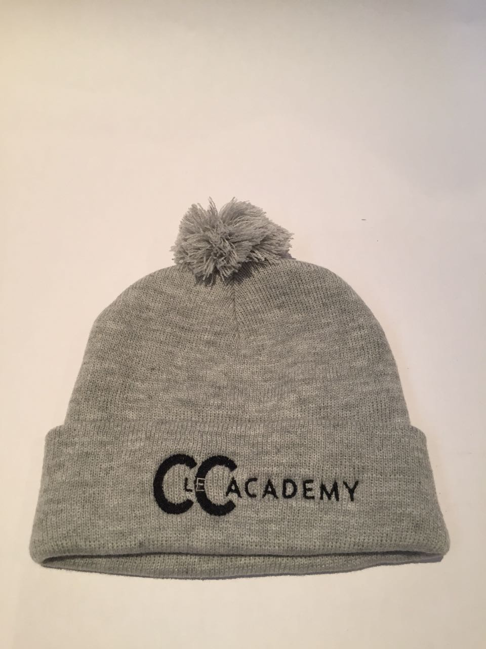 Ellipsis - CLeC Grey Beanie