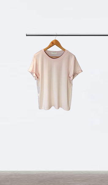 Ellipsis - The Soft Pink Basic Tee
