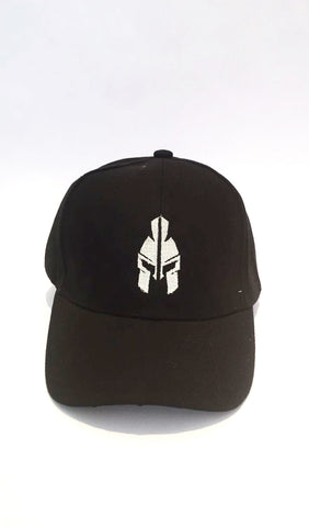 Ellipsis - Warriors Black Peak Cap