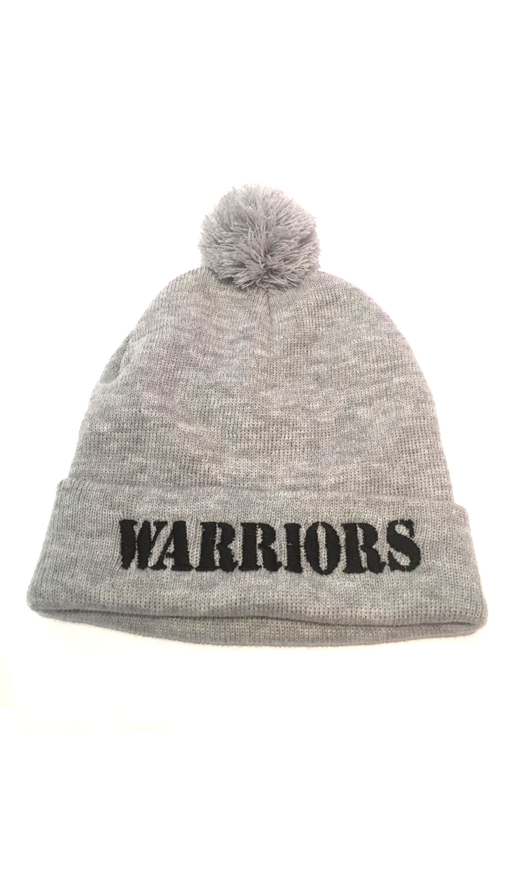Ellipsis - Warriors Pom Pom Beanie