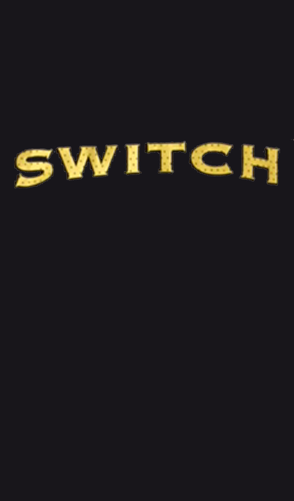 Ellipsis - Switch Yellow Punched Out Logo