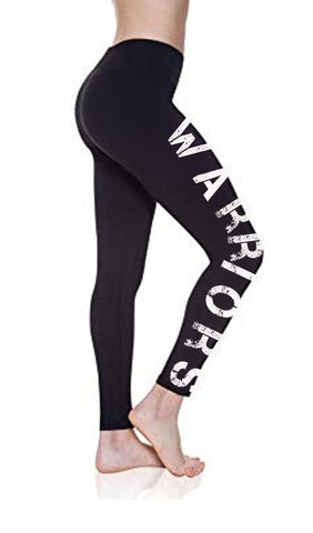 Ellipsis - Warriors Leggings