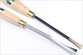Fishtail Carving Tools