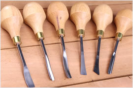 Henry Taylor Carving Tool sets