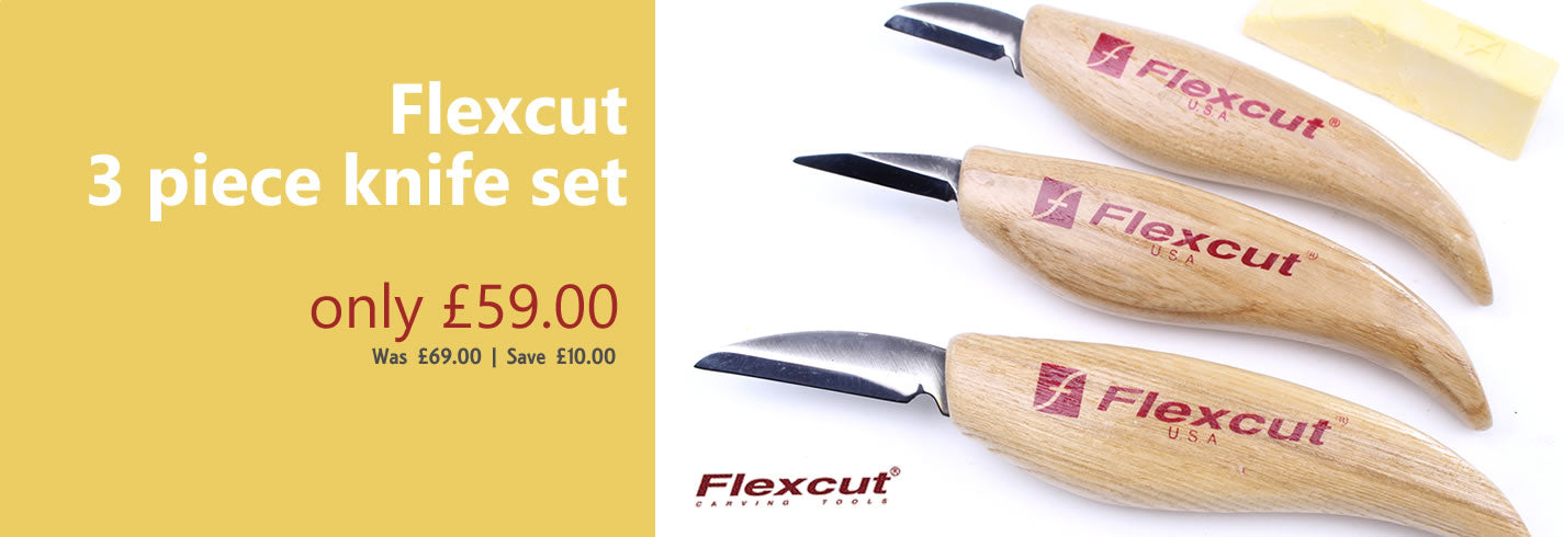 Flexcut Knife Carving Set