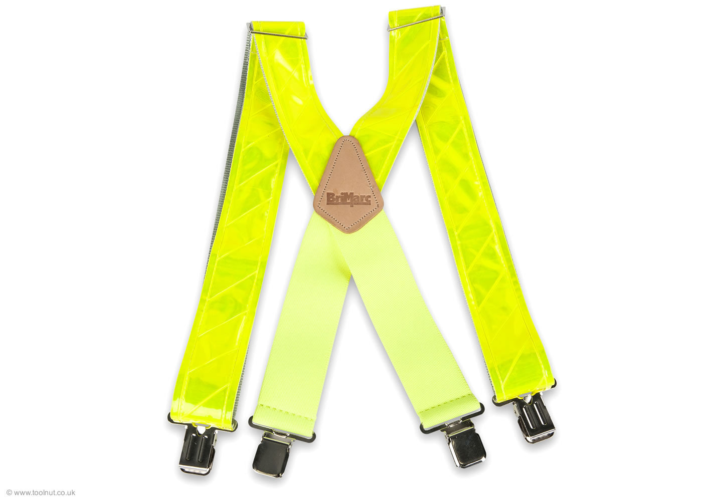 high viz trouser braces