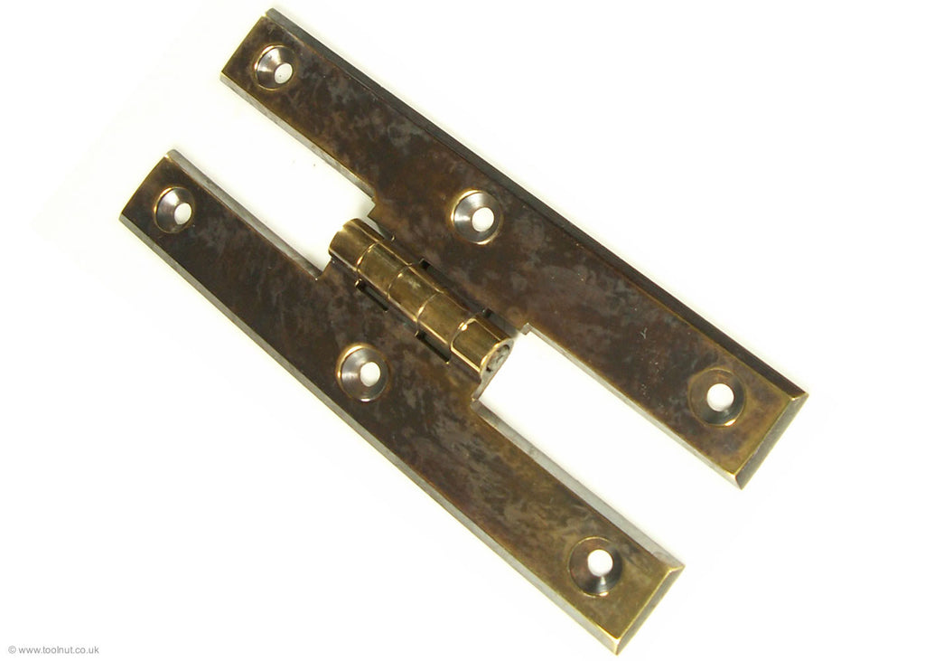 h hinges for kitchen cabinets cabinet h hinges pair antique brass toolnut 16268
