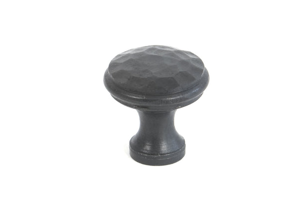 Beeswax Beaten Cupboard Knob - 20mm