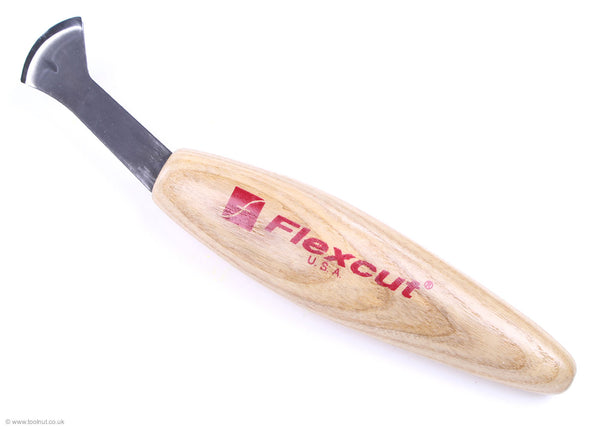 Flexcut Hooked Push Knife