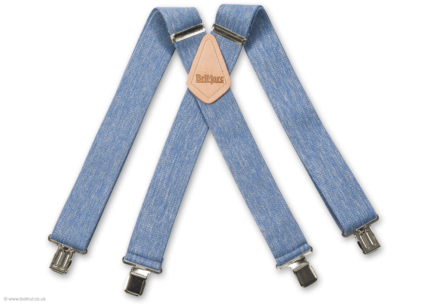 denim trouser braces