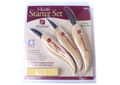 flexcut starter carving knife set