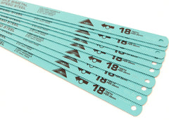 Eclipse Plus 30  Bimetal Hacksaw Blades - 10 Pack
