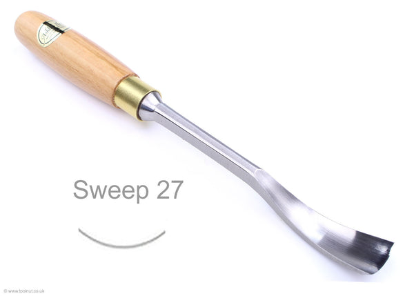 ashley iles spoon carving tool sweep 27