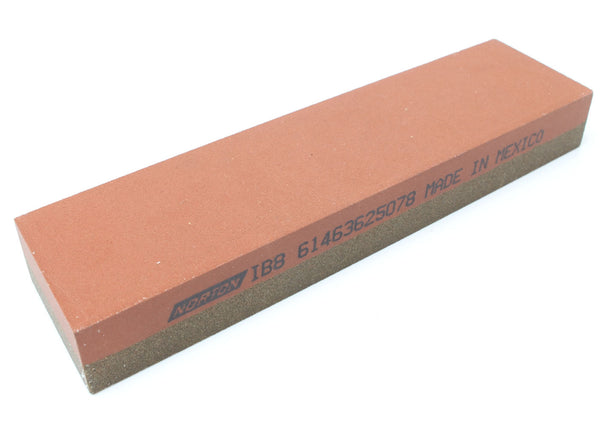 "Norton Combination Sharpening Stone - 8"" x 2"""