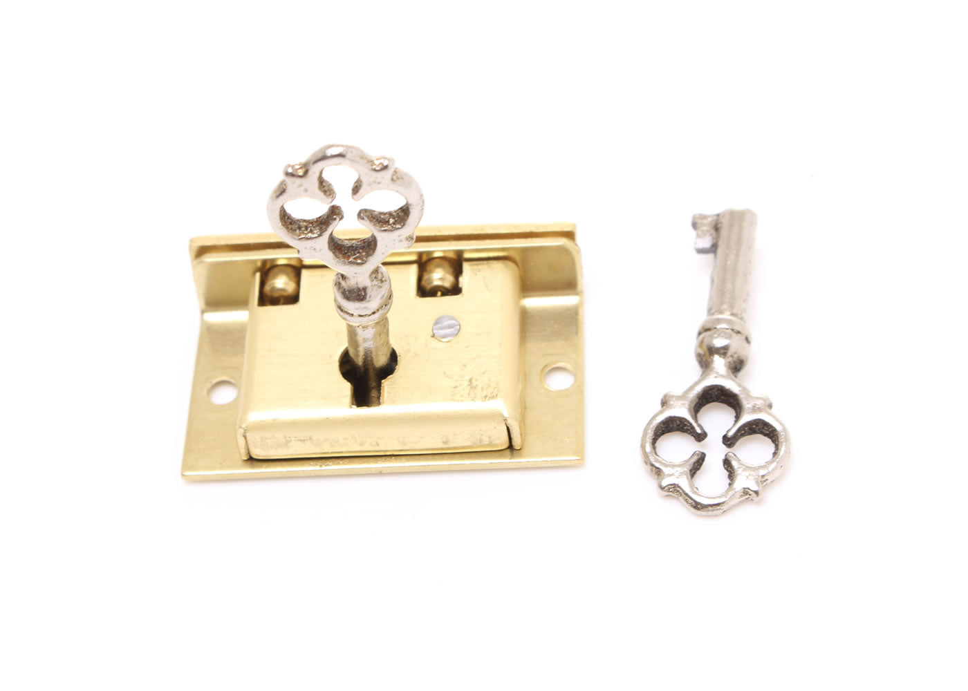 Jewel Case Lock - 1 1/2""
