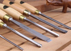 Ashley Iles Beginner Carving Tool Set - York