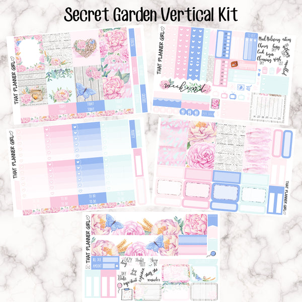 Secret Garden - Vertical Kit