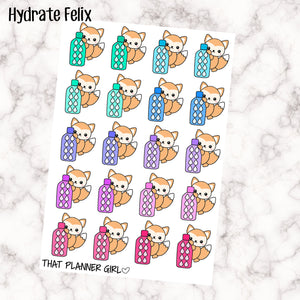Felix Hydrate Sticker