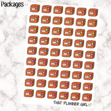Package Stickers